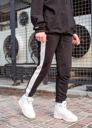 Трикотажнi джогеры женские штаны