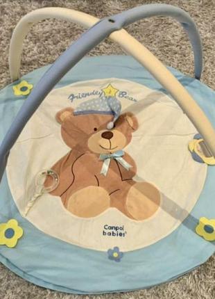 Коврик развивайка, развивающий коврик для новорожденных.