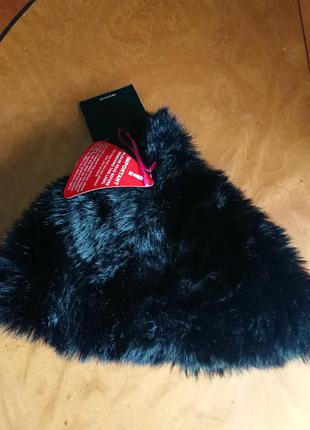 Фірмова жіноча зимова шапка by very,нова з бірками.