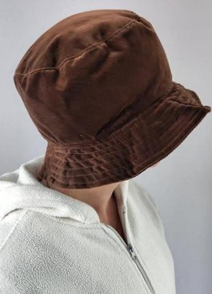 Панама шляпа шапка бархатная accessories