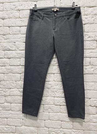 Штаны брюки скины серого цвета