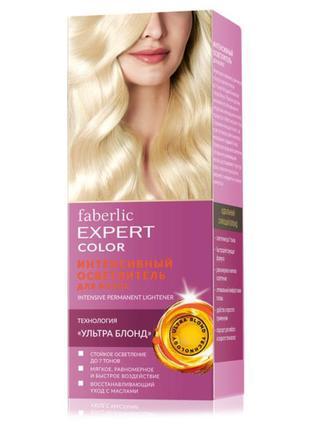 Интенсивный осветлитель для волос от фаберлик арт.18054