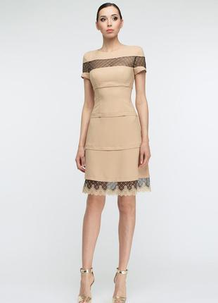 Новое шикарное натуральное платье bgl