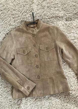 Стильная куртка пиджак/рубашка david conrad 12/m/l🧡❤️💜