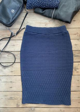 Базовая юбка карандаш