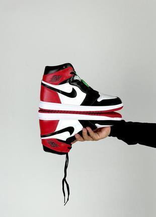 Nike air jordan retro 1 женские кроссовки живые фото осень весна