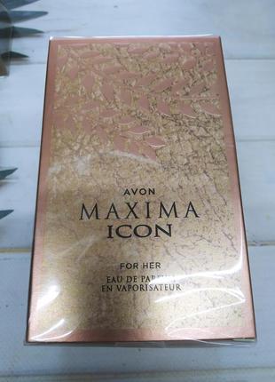 Парфумована вода maxima icon