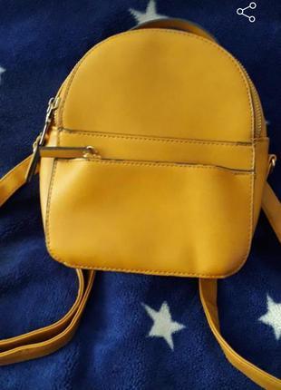 Рюкзак- сумка