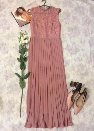 Новое фирменное роскошное макси платье little mistress, размер s