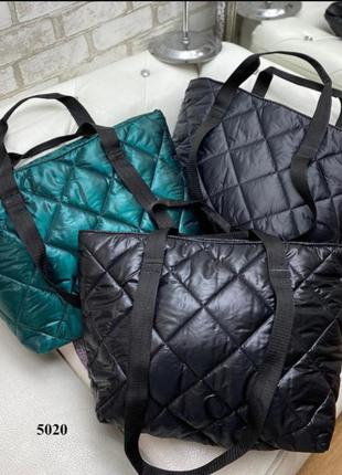 Хит! удобная сумка, шоппер. 3 цвета