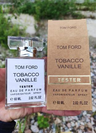 Большой ассортимент тестеров   tom ford tobacco vanille и другие