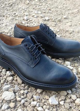Блюхери з натуральної шкіри.якісне взуття від виробника