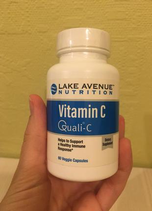 Витамин с 1000 сша 60капсул антиоксидант иммунитет здоровье