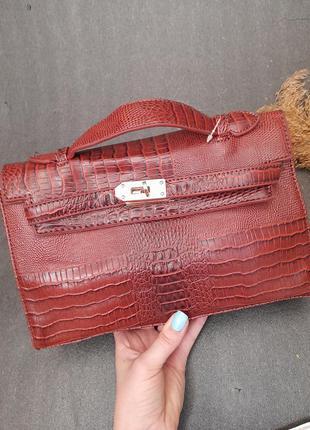4. стильная модная женская сумочка 26×16