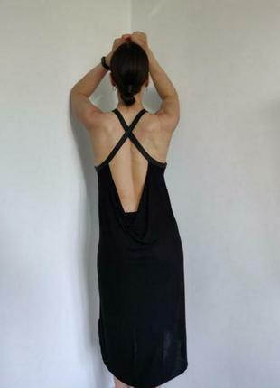 Красива пляжна сукня-накидка h&m