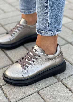 Кожаные туфли, размеры.