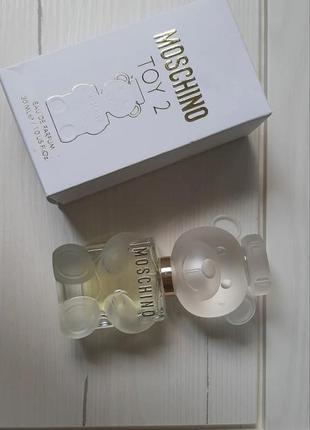 Moschino toy 2 парфюмированная вода