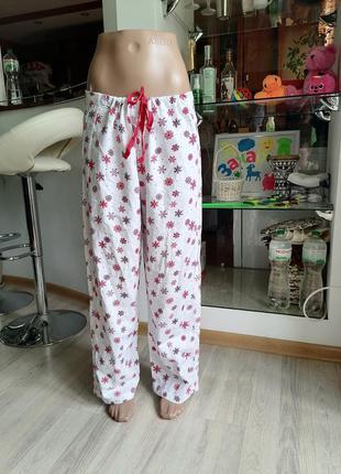 Штаны пижамные