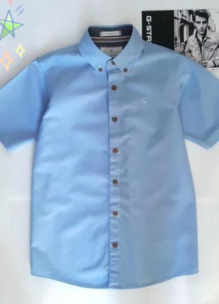 Рубашка, тениска для мальчика от jasper conran 11лет