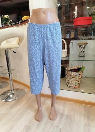 Бриджи, штаны пижамные