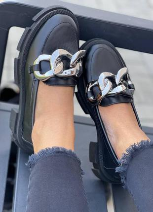 Кожаные туфли, размеры!