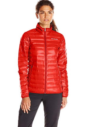 Куртка женская, пуховик columbia, размер m