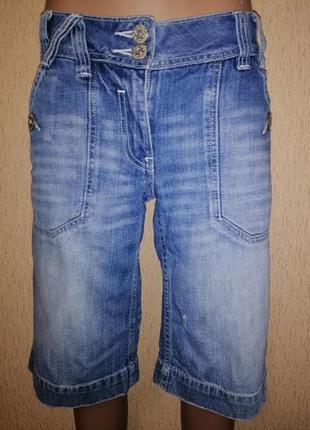 Стильные женские джинсовые шорты, бриджи next