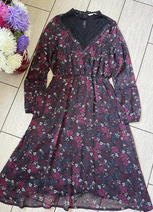 Красивое платье clockhouse
