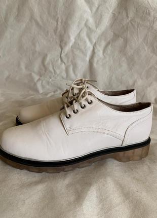 Туфли кожаные senso