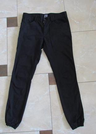 Мужские джинсы на манжете 100% коттон