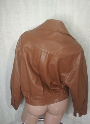 Кожаная куртка женская косуха