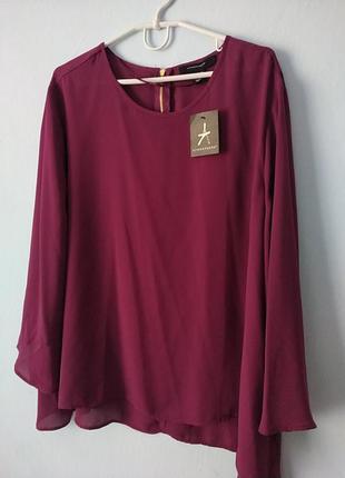 Блуза блузка великий розмір
