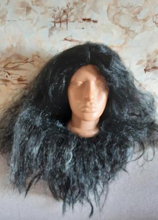 Маскарадный парик 75см запутан