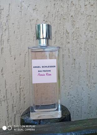 Оригінал! angel schlesser eau fraiche  peonia rosa !