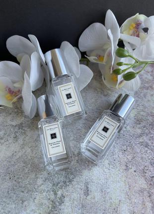 Нишевый парфюм духи jo malone english pear & freesia