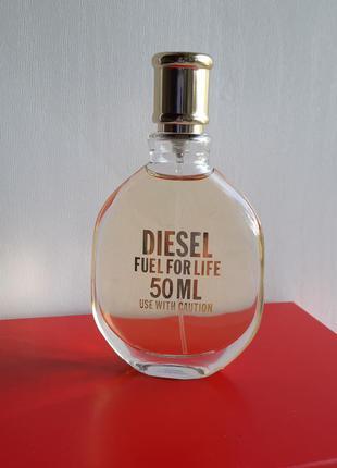 Diesel fuel for life femme.