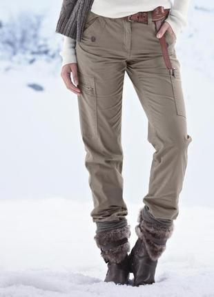Повседневные женские брюки р.42 наш tcm tchibo германия