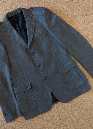 Шерстяной пиджак куртка блейзер pal zileri lab