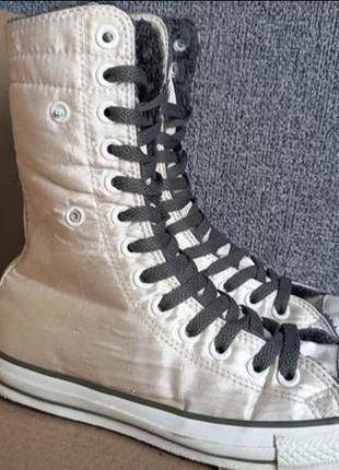 Кеды хайтопы ботинки converse оригинал