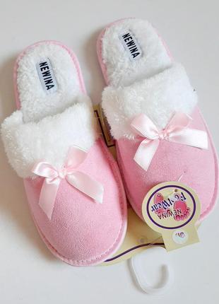 Тапочки для девочки аромо-подошва