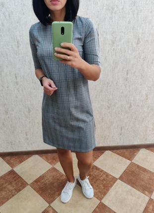 Базовое стильное платье