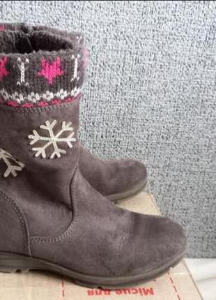 Сапожки чоботи