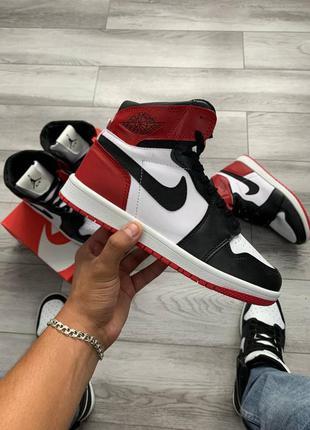 Nike air jordan redwhite