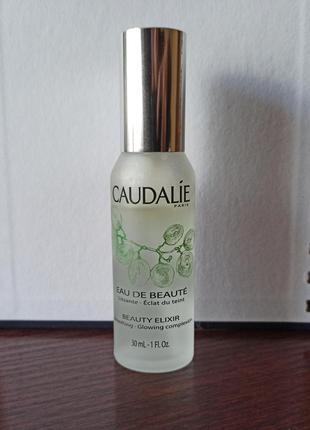 Эликсир-вода для красоты лица caudalie cleansing & toning beauty elixir
