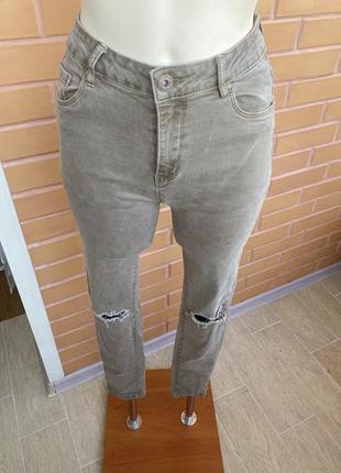 Vs miss джинсы высокая посадка