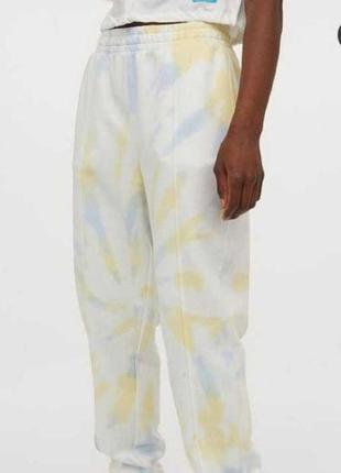 Яркие новые женские спортивные штаны от h&m