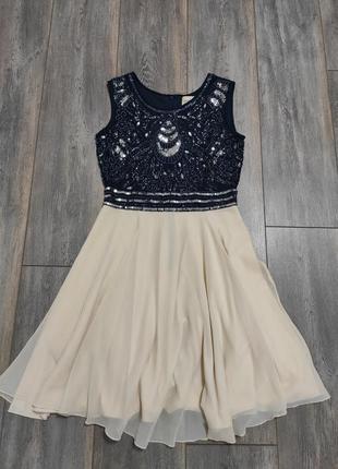 Женское платье lace&beads размер s оригинал