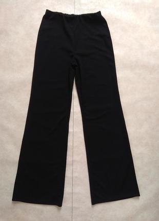 Брендовые штаны брюки палаццо клеш с высокой талией shein, m размер.