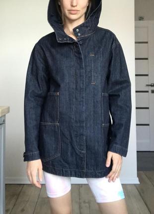 Джинсова куртка pull&bear