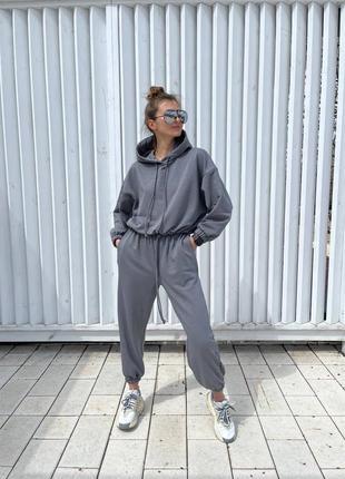 Спортивный костюм штаны и худи .костюм спорт .тёплый и качественный костюм .